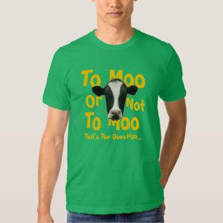Att att råma eller att inte råma den roliga t shirts