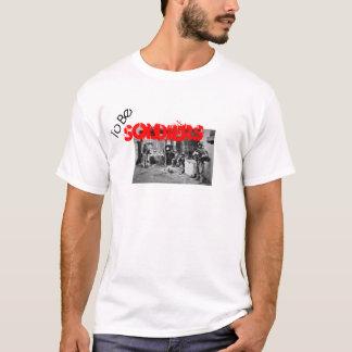 Att att vara soldater t-shirts