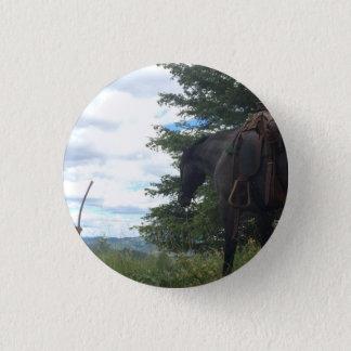 Att beta för häst knäppas mini knapp rund 3.2 cm