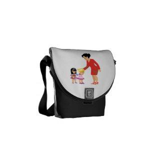Att bry sig lärare kurir väska