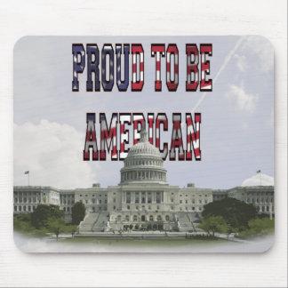 Att bygga för US-huvudstad som är stolt att vara a Musmattor
