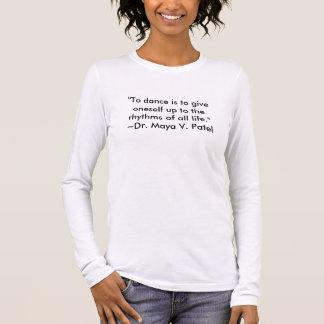 """Att dansa "", Tee Shirt"