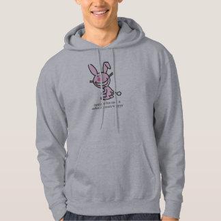Att fisa är roligt sweatshirt