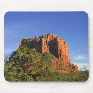 Att förbluffa beskådar på Sedona - Arizona Musmatta