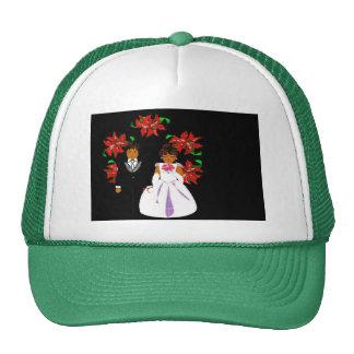 Att gifta sig för jul kopplar ihop i grön rundakra