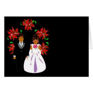 Att gifta sig för jul kopplar ihop med kranen