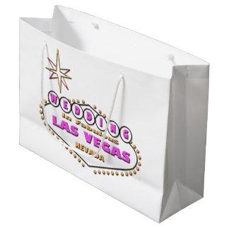ATT GIFTA SIG i Las Vegas för brud & brudgumgåvan
