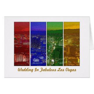 Att gifta sig i sagolik Las Vegas NEONREMSA BESKÅD