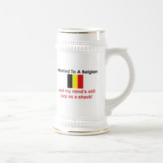 Att gifta sig till en belgare sejdel