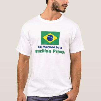 Att gifta sig till en brasiliansk Prince T-shirts