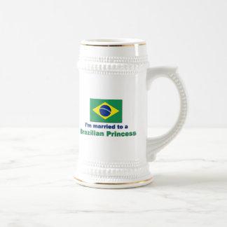 Att gifta sig till en brasiliansk Princess Sejdel