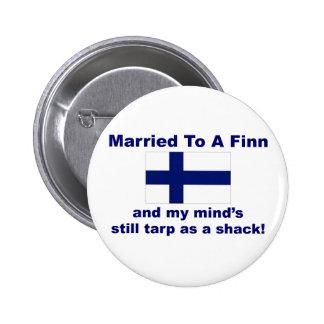 Att gifta sig till en finländare knapp
