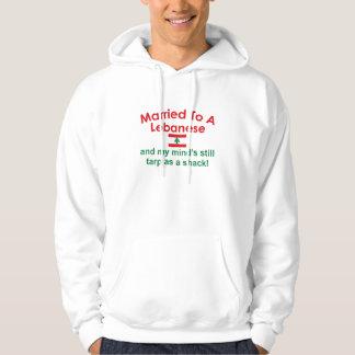Att gifta sig till en libanes sweatshirt