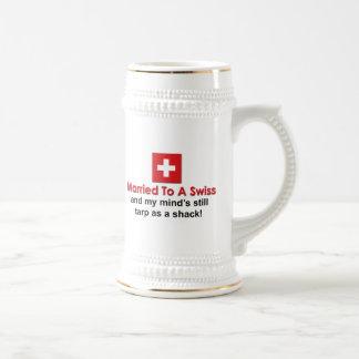 Att gifta sig till en schweizare sejdel