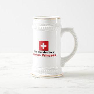 Att gifta sig till en schweizisk Princess Sejdel