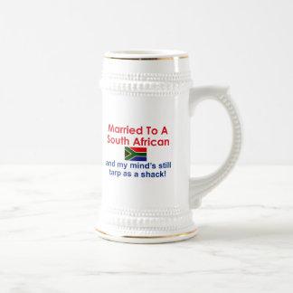 Att gifta sig till en söder - afrikan sejdel