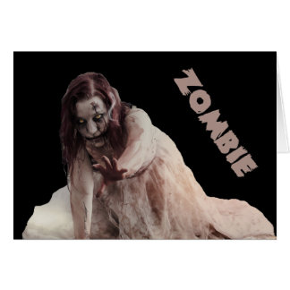 Att gifta sig Zombie OBS Kort