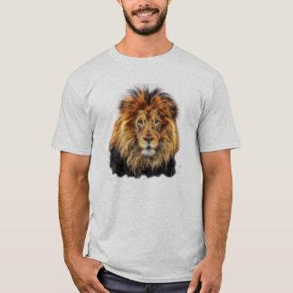 Att glöda vrålar t-shirt