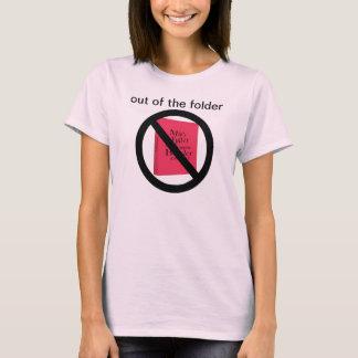 Att inte begränsa - karda limbindningfullt av t-shirt