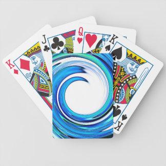 Att krascha vinkar spelkort