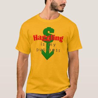 Att pruta är min affär t shirt