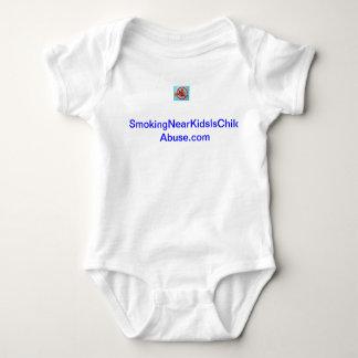 Att röka nära ungar är tee shirt