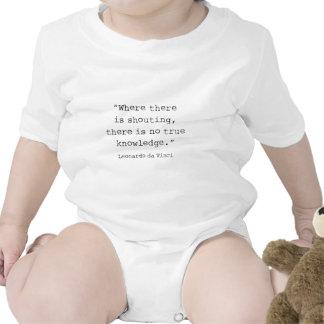 att ropa där är ingen riktig kunskap bodies för bebisar