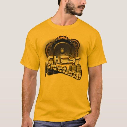 """""""Att rossla för bröstkorg """", T-shirt"""