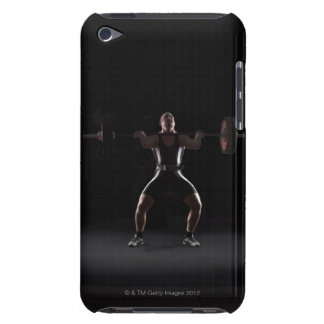 Att rycka till för Weightlifter väger iPod Case-Mate Skal