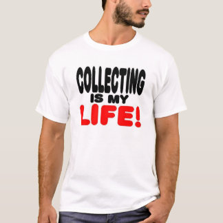 att samla är mitt liv tröjor