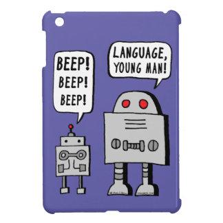 Att sända ut en tonsignal roboten iPad mini fodral