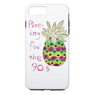 Att sörja för 90-taltelefonen täcker