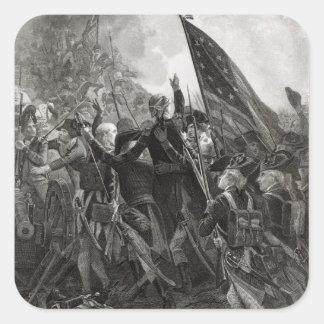 Att storma av stenigt pekar, Juli 1779 Klistermärken