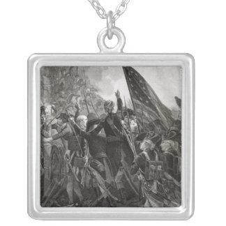 Att storma av stenigt pekar, Juli 1779 Anpassningsbar Halsband