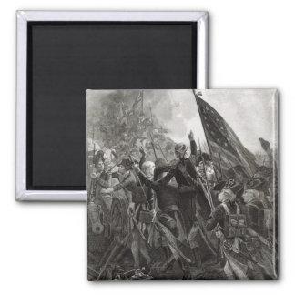 Att storma av stenigt pekar, Juli 1779 Kylskåpmagneter