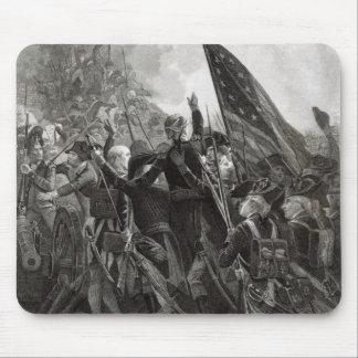 Att storma av stenigt pekar, Juli 1779 Musmattor