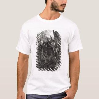 Att storma av stenigt pekar, Juli 1779 T-shirt
