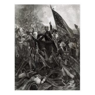 Att storma av stenigt pekar, Juli 1779 Vykort