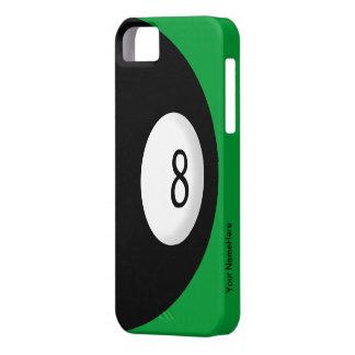 Åtta fodral för iPhone 5 för boll personligt iPhone 5 Case-Mate Cases