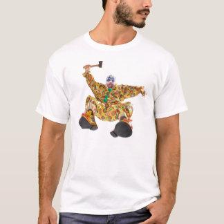 attack av den onda clownen tshirts
