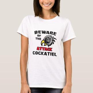 AttackCockatiel Tee Shirts