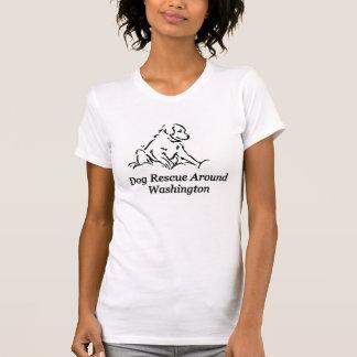 ATTRAKTION kammar hem nackeutslagsplatsen T Shirts