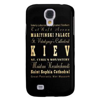 Attraktioner och berömd ställen av Kiev, Ukraina Galaxy S4 Fodral