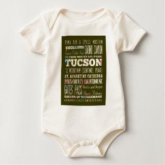 Attraktioner och berömd ställen av Tucson, Arizona Body För Baby