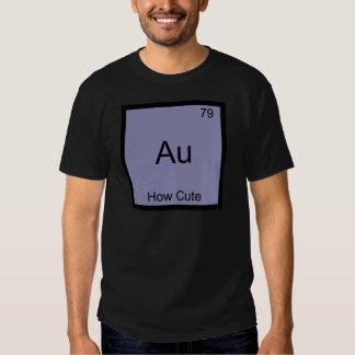 Au - hur gulliga det roliga kemiinslagsymbolet tröjor