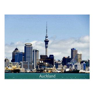 Auckland horisont vykort