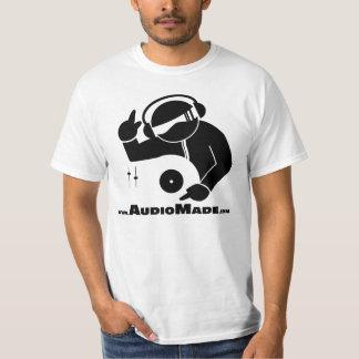 Audio gjorde DJ och musikproducenten Tee Shirts
