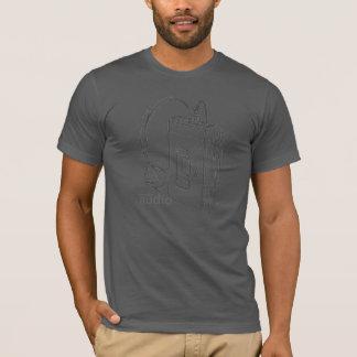 audio: vid tränga någon utslagsplatsskjortor t shirts