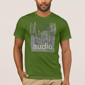 audio: vid tränga någon utslagsplatsskjortor tee shirt