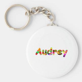 Audrey nyckelring